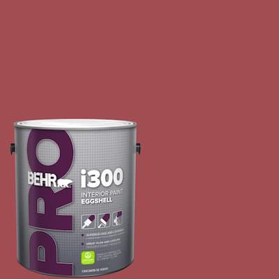 Behr Pro 1 Gal Ppu1 07 Powder Room Eggshell Interior Paint Pr33301 The Home Depot