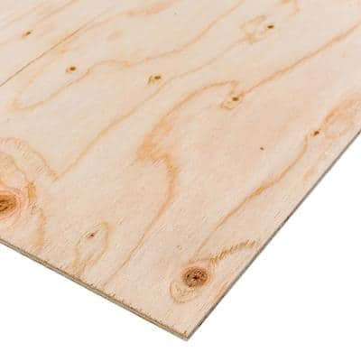 BC Sanded Plywood (Common: 7/32 in. x 2 ft. x 4 ft.; Actual: 0.218 in. x 23.75 in. x 47.75 in.)