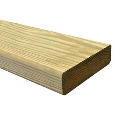 2 in. x 6 in. x 8 ft. Prime Ground Contact Pressure-Treated Lumber