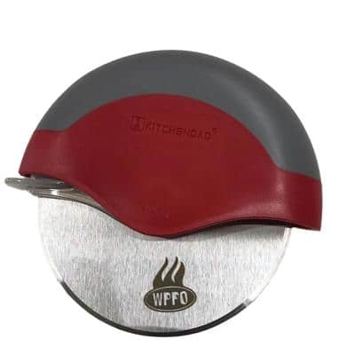 Deluxe Roller Pizza Cutter.