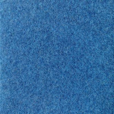 Seafront - Color Bay Blue 6 ft. Indoor/Outdoor Texture Marine Carpet