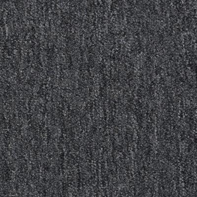 8 in. x 8 in. Loop Carpet Sample - Viking - Color Stingray