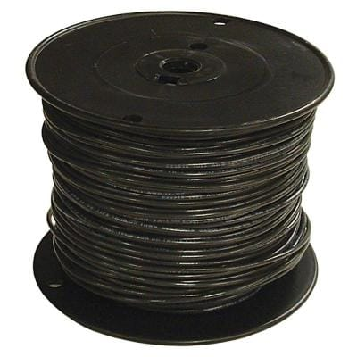 250 ft. 3/0 Black Stranded CU SIMpull THHN Wire
