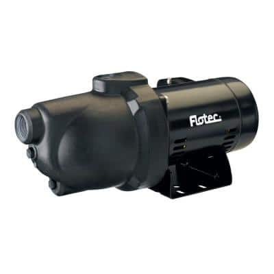 1 HP Thermoplastic Shallow Well Jet Pump