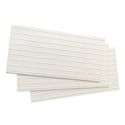 BrickPanelPlus 4 ft. x 4 ft. x 1 in. Thin Brick Foam Panel Underlayment for Thin Brick Singles (25-Sheets)