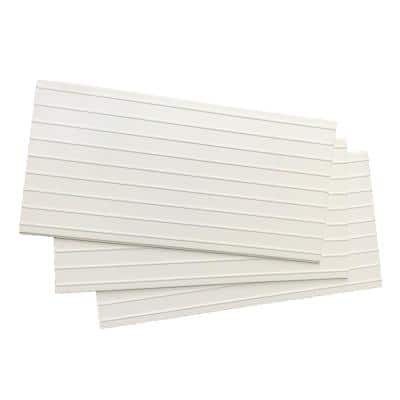 Brick Panel Plus Thin Brick Foam Panel – 1 in. x 2 ft. x 4 ft.(Box of 7-Sheets) - Underlayment for Thin Brick Singles