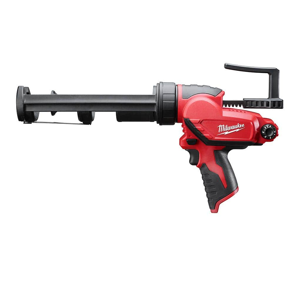 M12 12-Volt Lithium-Ion Cordless 10 oz. Caulk and Adhesive Gun (Tool-Only)
