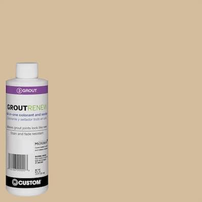 Polyblend #122 Linen 8 oz. Grout Renew Colorant