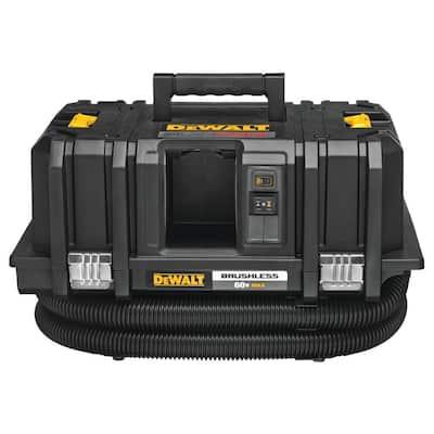 FLEXVOLT 60-Volt Max Cordless Dust Extractor Kit (Tool Only)