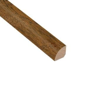 Forest Trail Hickory 3/4 in. Thick x 3/4 in. Wide x 94 in. Length Quarter Round Molding