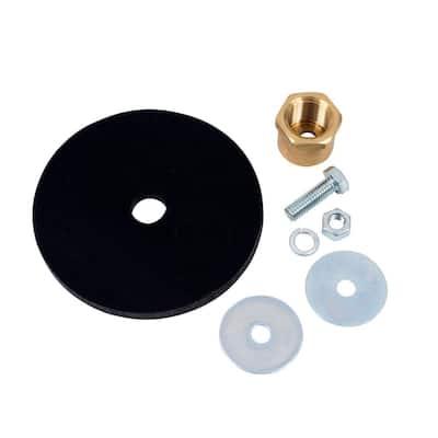 4 in. Disc Floor Drain Plunger