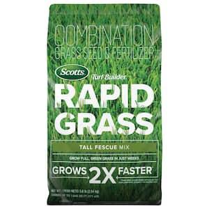 Turf Builder Rapid Grass 5.6 lb. Tall Fescue Grass Seed