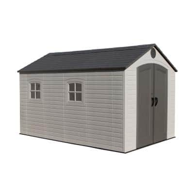 8 ft. x 12.5 ft. Outdoor Storage Shed