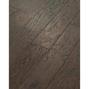 Canyon Hickory 5 in. W Timberwolf Engineered Hardwood Flooring (23.66 sq. ft./case)