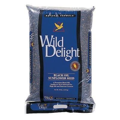 20 lb. Sunflower Bird Food Bag