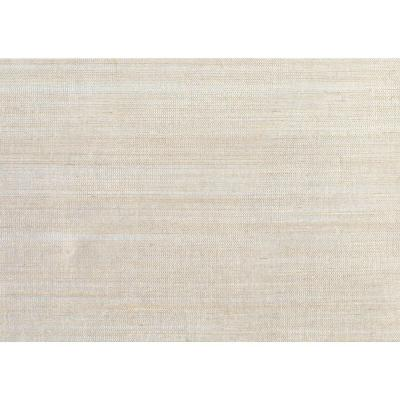 Sisal Twill Silver Paper Non-Pasted Strippable Wallpaper Roll (Covers 72 Sq. Ft.)