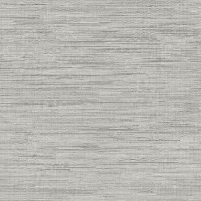 Grey Avery Weave Peel and Stick Wallpaper