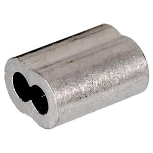 5/32 in. Cable Ferrule in Aluminum (50-Pack)