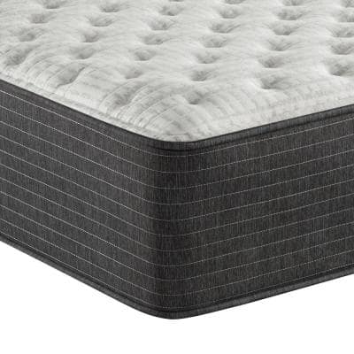 13.75 in. Extra Firm Mattress with 6 in. Box Spring