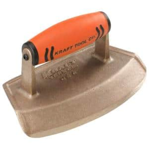 7 in. x 4 in. Bronze Chamfer Edger with ProForm Handle