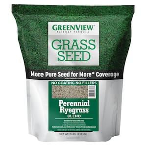 7 lbs. Fairway Formula Grass Seed Perennial Ryegrass Blend