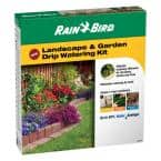 Landscape and Garden Drip Watering Kit