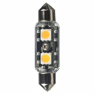 Ambiance 24-Volt LED Clear T3 Festoon Lamp (2700K)