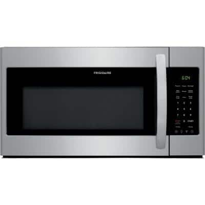 1.8 cu. ft. Over the Range Microwave in Stainless Steel