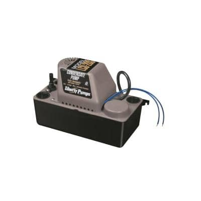 LCU-Series 115-Volt Condensate Removal Pump with Safety Switch