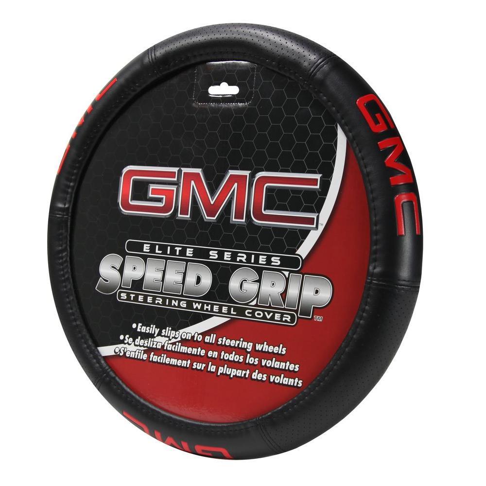 GMC Elite Speed Grip Steering Wheel Cover