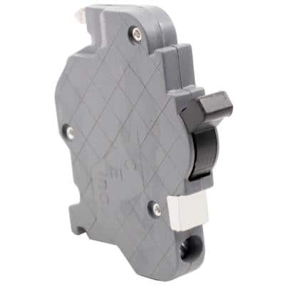 New VPKUBIF Thin 15 Amp 1/2 in. 1-Pole Federal Pacific Stab-Lok Type NC Replacement Circuit Breaker
