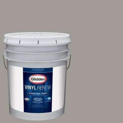 5 gal. #HDGCN53 Old Monterey Grey Low-Lustre Exterior Paint with Primer