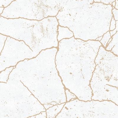 Kintsug gold Wallpaper Sample