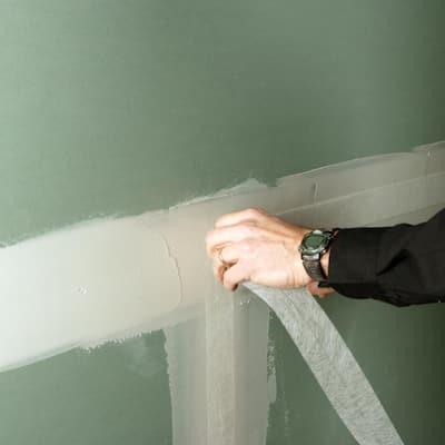 FibaFuse 36 in. x 75 ft. Paperless Wall Repair Fabric