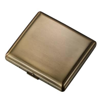 Venus Copper Stainless Steel Cigarette Case (20-Cigarettes)