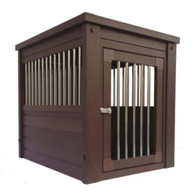 ECOFLEX Dog Crate - Russet Small
