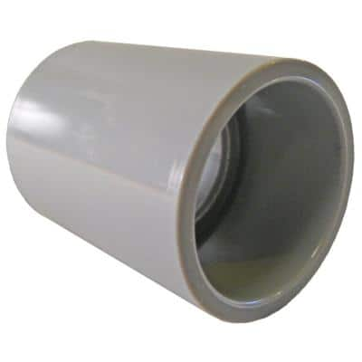 1/2 in. PVC Coupling (15-Pack)