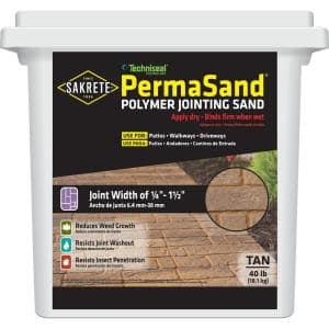 PermaSand 40 lb. Paver Joint Sand