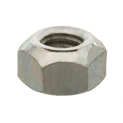 M8-1.25 Zinc-Plated Tension Lock Nut