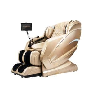 HM-KAPPA Gold Exquisite Rhythmic HSL-Track Massage Chair