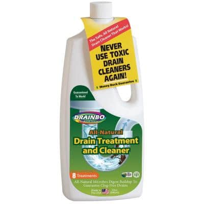 32 oz. Drain Treatment and Cleaner