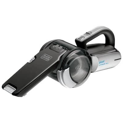 20-Volt Max Li-Ion Cordless 1.875-Cup Handheld Pivot Vac