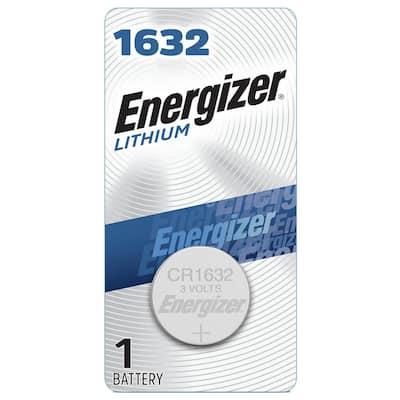 1632 Lithium 3-Volt Battery