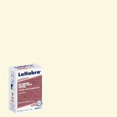 9 lb. Exterior Stucco Color Patch #81 Oatmeal