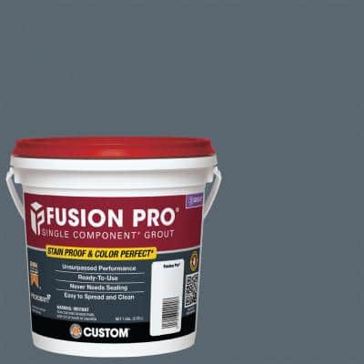 Fusion Pro #645 Steel Blue 1 Gal. Single Component Grout