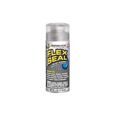 Flex SealClear Mini Aerosol Rubber Sealant Coating