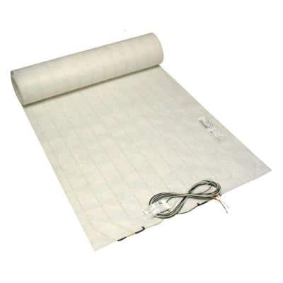 5 ft. x 18 in. 120-Volt Radiant Floor Heating Mat (Covers 7.5 sq. ft.)