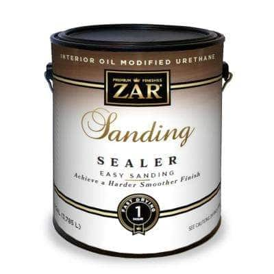 1 gal. Clear Oil-Modified Interior Polyurethane Sanding Sealer