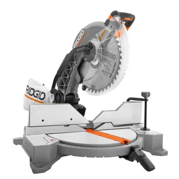 """12/"""" 15 Amp Bevel Miter Saw T Details about  /OEM Saw Parts Right Turret For Ridgid R4123"""