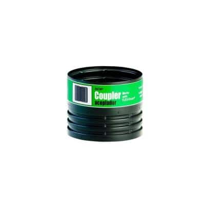 4 in. Polypropylene DWV Coupler